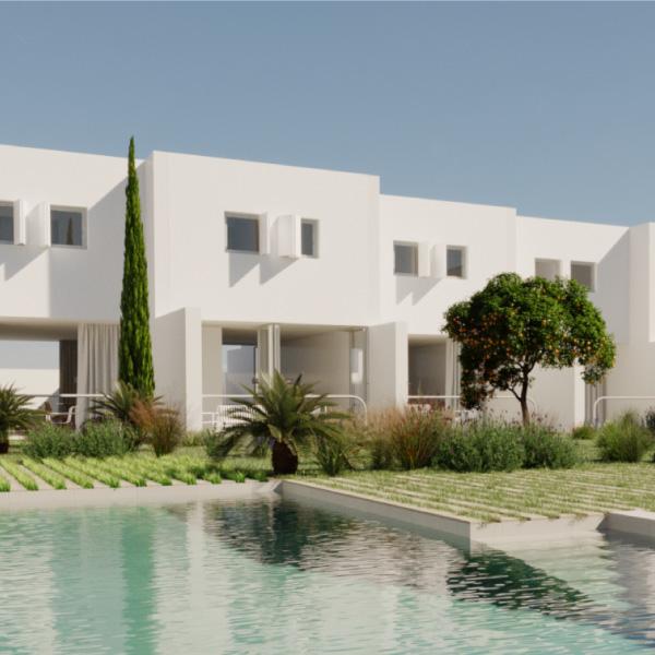 Pobla de Farnals, immobilienentwicklung von 19 Häusern