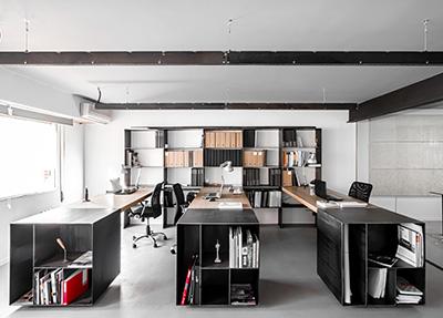 Zu Besuch: Viraje Arquitectura.